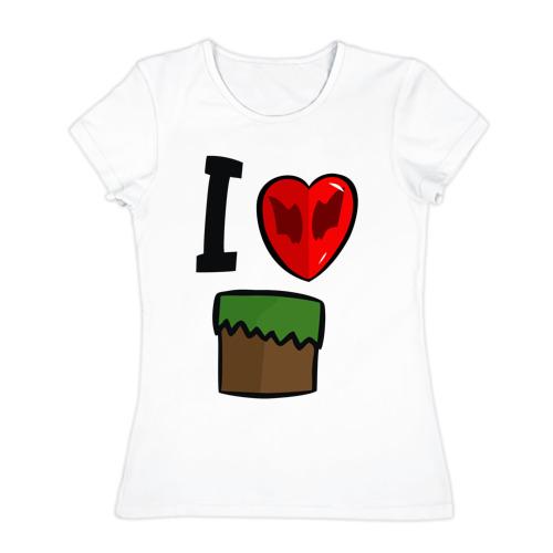 Женская футболка хлопок Футболка Диллерона