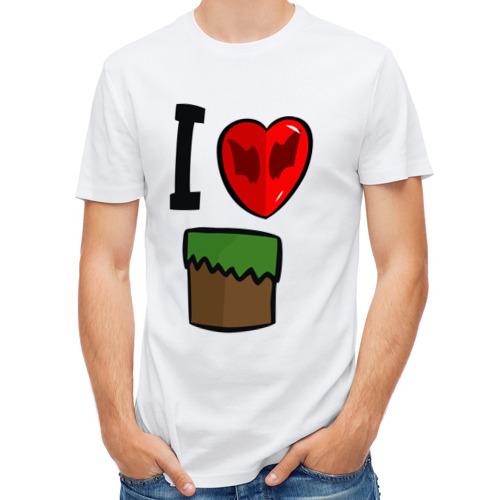 Мужская футболка полусинтетическая  Фото 01, Футболка Диллерона