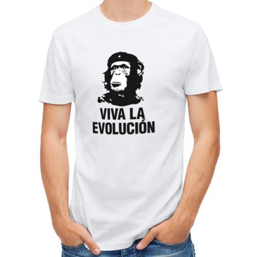 Мужская футболка полусинтетическая  Фото 01, Че Гевара