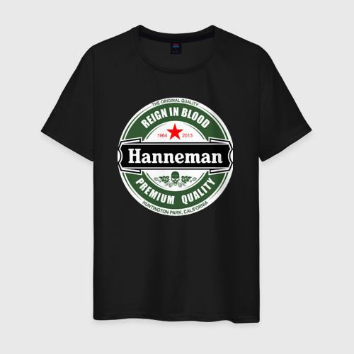 Мужская футболка хлопок Hanneman Фото 01