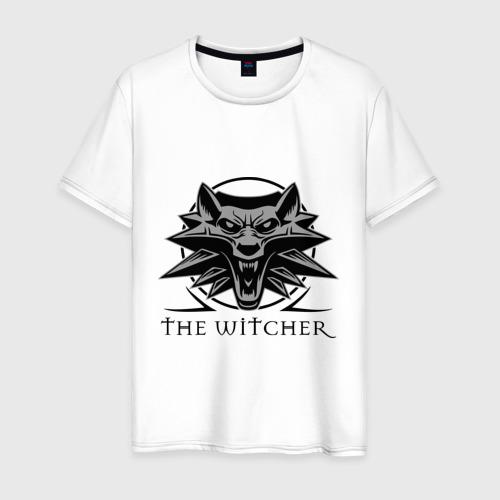 Мужская футболка хлопок The Witcher 3