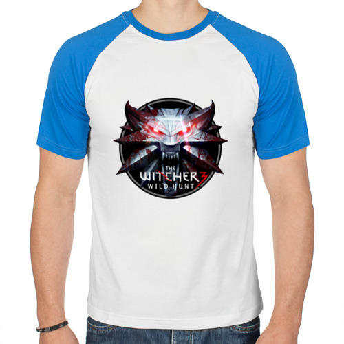 Мужская футболка реглан  Фото 01, The Witcher 3