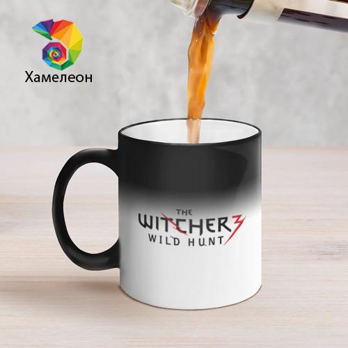 Кружка хамелеон  Фото 05, The Witcher 3
