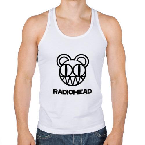 Мужская майка борцовка  Фото 01, Radiohead
