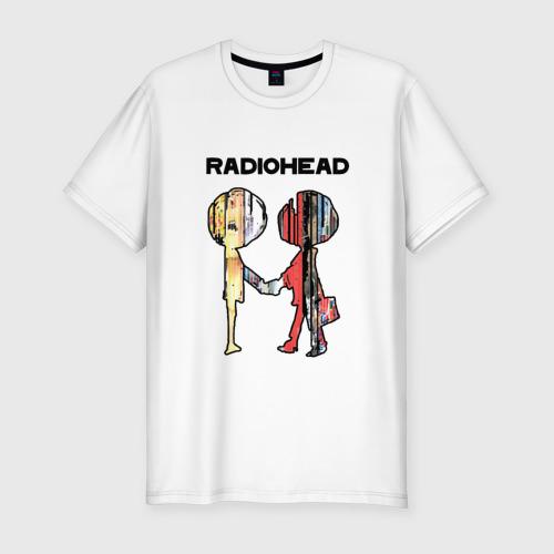 Мужская футболка премиум  Фото 01, Radiohead