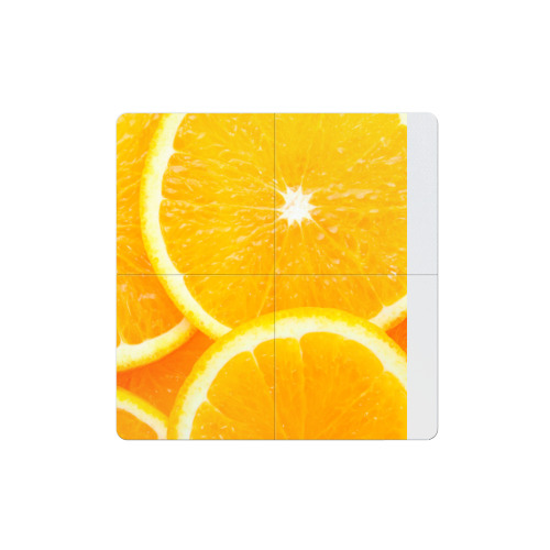 Магнитный плакат 2Х2 Апельсин
