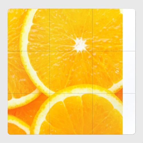 Магнитный плакат 3Х3 Апельсин