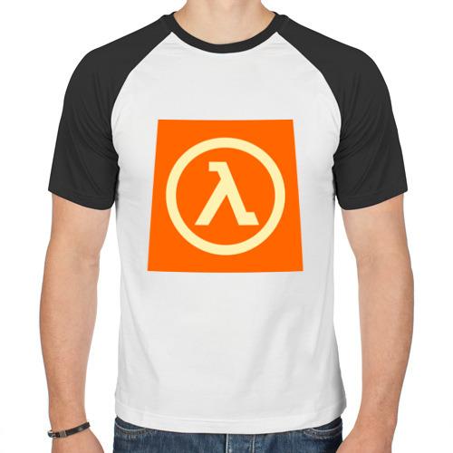 Мужская футболка реглан  Фото 01, Half-Life