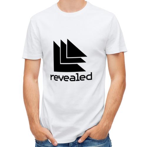 Мужская футболка полусинтетическая  Фото 01, Revealed
