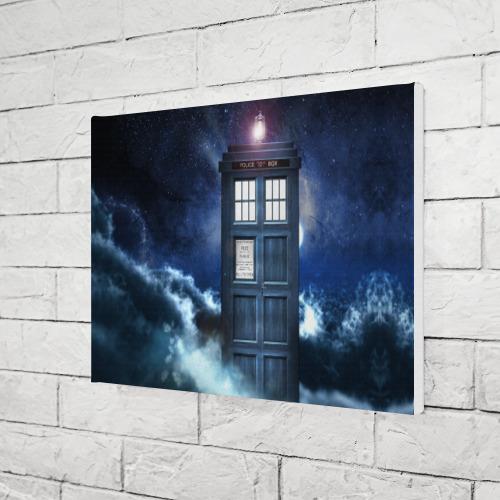 Холст прямоугольный  Фото 03, TARDIS