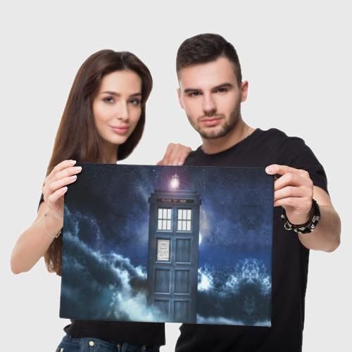 Холст прямоугольный  Фото 05, TARDIS