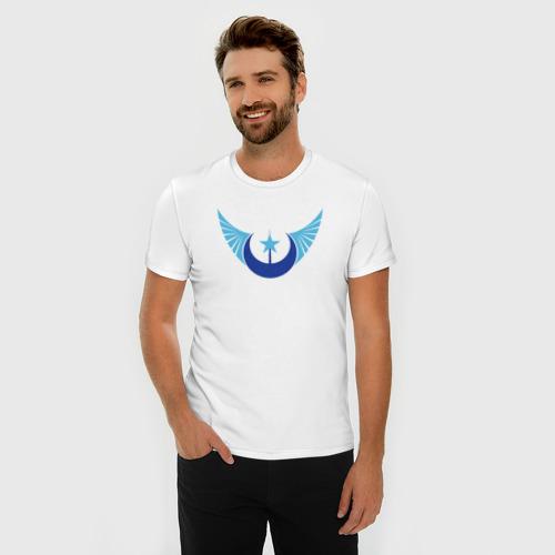 Мужская футболка премиум  Фото 03, Гвардия MLP