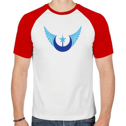 Мужская футболка реглан  Фото 01, Гвардия MLP