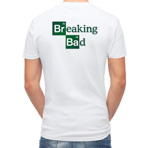 Мужская футболка полусинтетическая  Фото 02, Breaking Bad