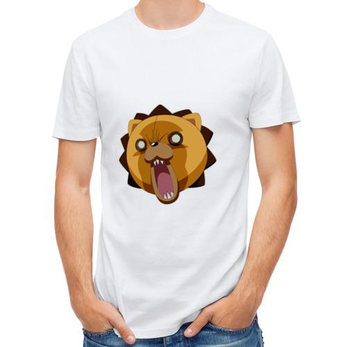 Мужская футболка полусинтетическая  Фото 01, Кон