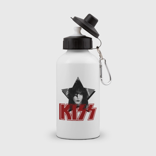 Бутылка спортивная  Фото 01, Kiss