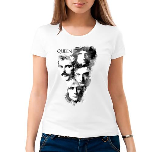 Женская футболка хлопок Queen