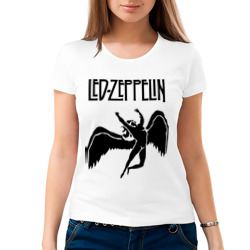 Led Zeppelin swan