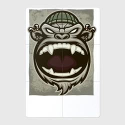 Магнитный плакат 2Х3Evil monkey