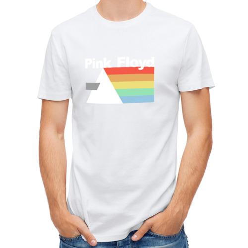 Мужская футболка полусинтетическая  Фото 01, Pink Floyd