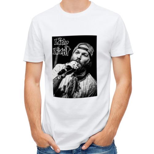 Мужская футболка полусинтетическая  Фото 01, Фред Дерст