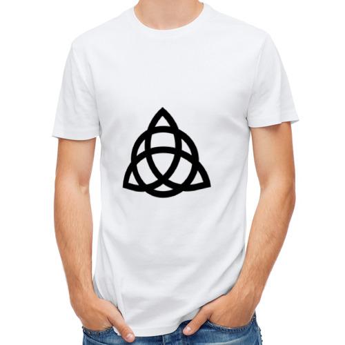 Мужская футболка полусинтетическая  Фото 01, Зачарованные