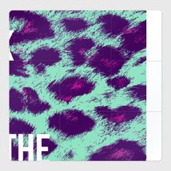 Магнитный плакат 3Х3Leopard