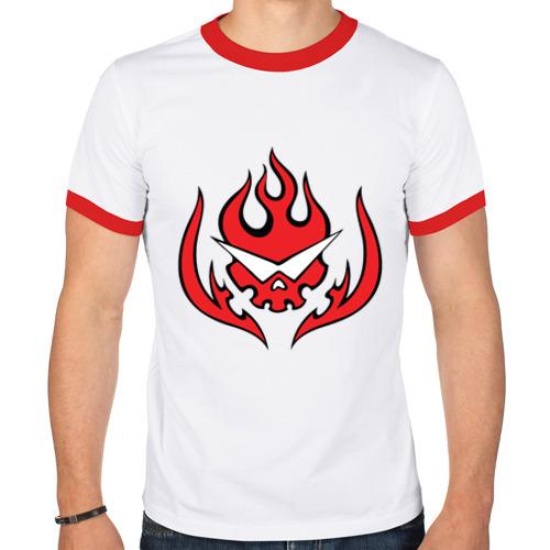 Мужская футболка рингер  Фото 01, Gurrendan