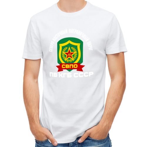 Мужская футболка полусинтетическая  Фото 01, СВПО