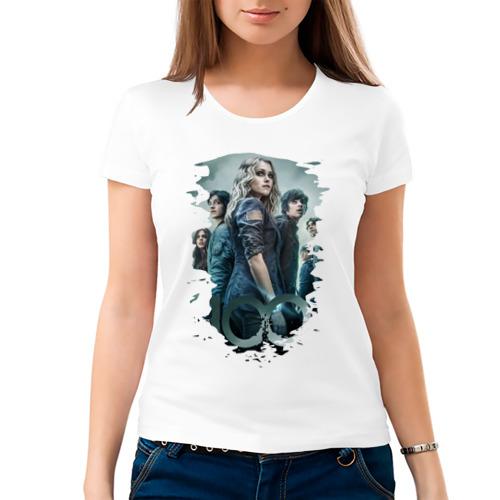 Женская футболка хлопок  Фото 03, Сотня