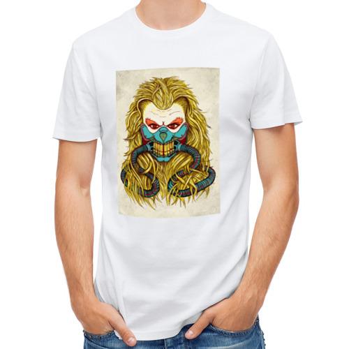 Мужская футболка полусинтетическая  Фото 01, Безумный Макс Дорога ярости