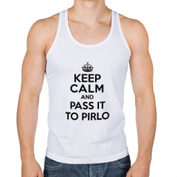 Keep calm and pass it to pirlo