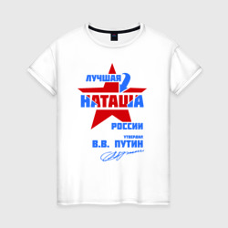 Лучшая Наташа России