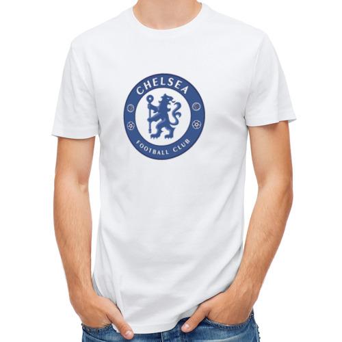 Мужская футболка полусинтетическая  Фото 01, Chelsea FC