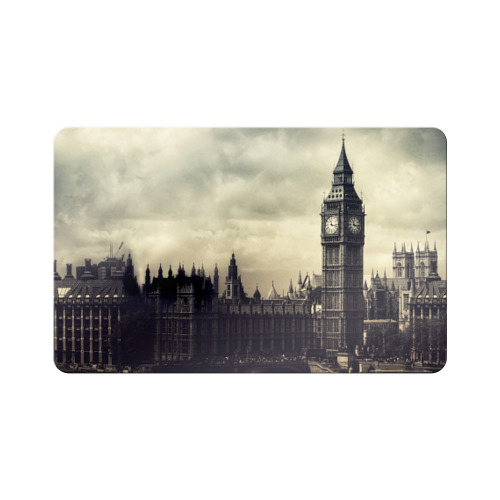 Магнит виниловый Visa Лондон