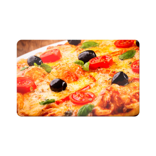 Магнит виниловый Visa Пицца