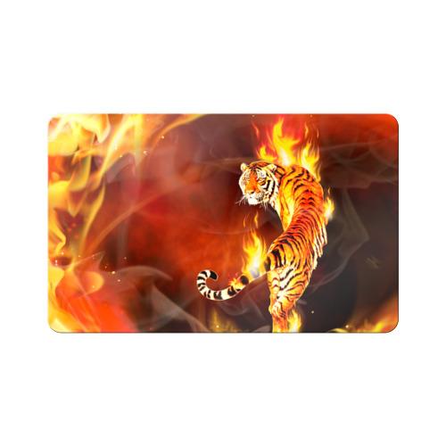 Магнит виниловый Visa Тигр