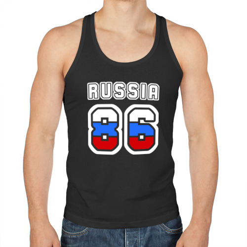 Russia - 86 (Ханты-Манс. АО)