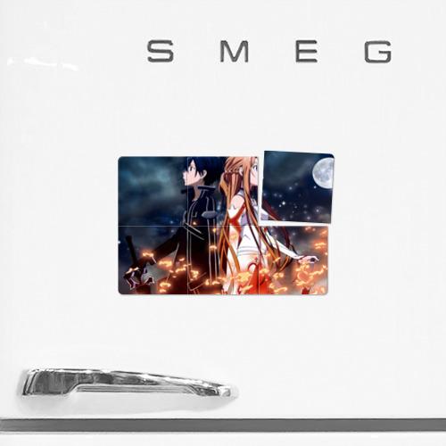 Магнитный плакат 3Х2 SAO Фото 01