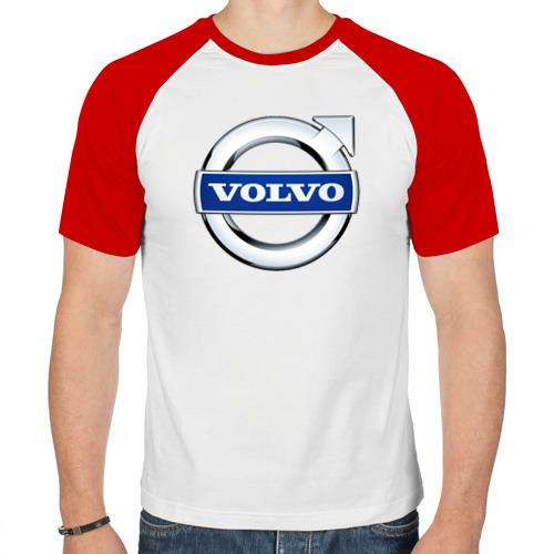 Мужская футболка реглан  Фото 01, Volvo
