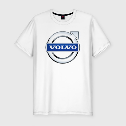 Мужская футболка премиум  Фото 01, Volvo