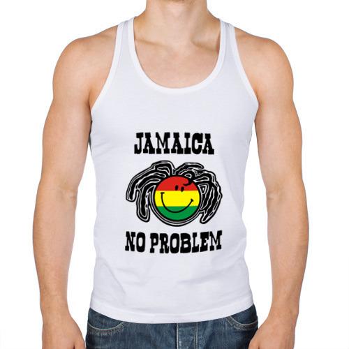 Мужская майка борцовка  Фото 01, Jamaica