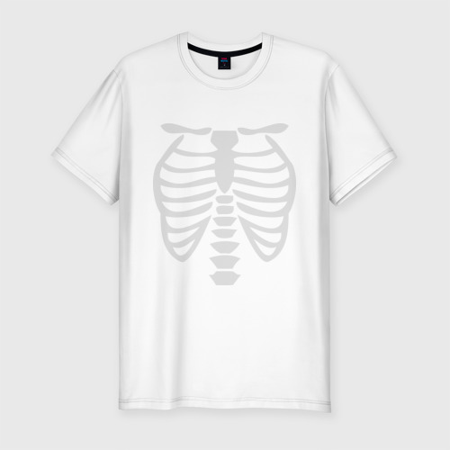 Мужская футболка премиум  Фото 01, Рентген