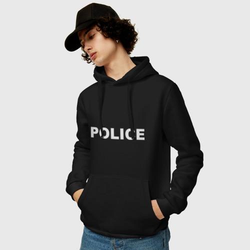 Мужская толстовка хлопок  Фото 03, Police