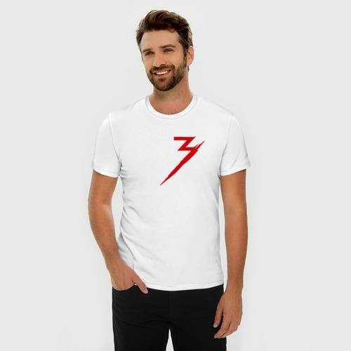 Мужская футболка премиум Witcher 3 Фото 01