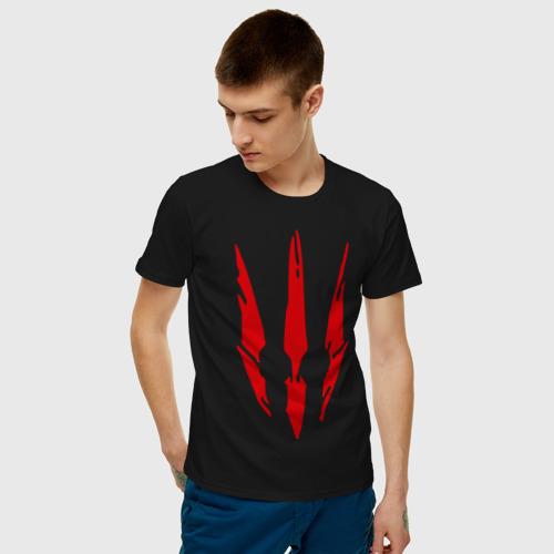 Мужская футболка хлопок Ведьмак 3 Фото 01