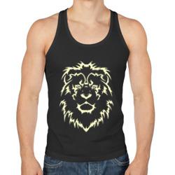 Светящийся лев