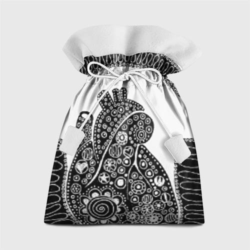 Подарочный 3D мешок  Фото 01, слушай сердцем  (автор nimfa)