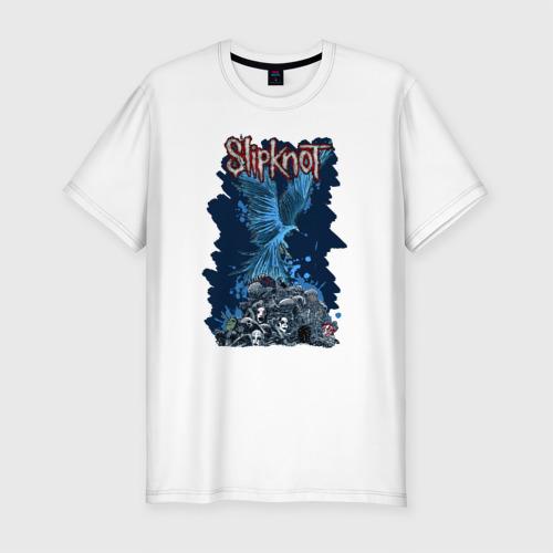 Мужская футболка премиум  Фото 01, Slipknot