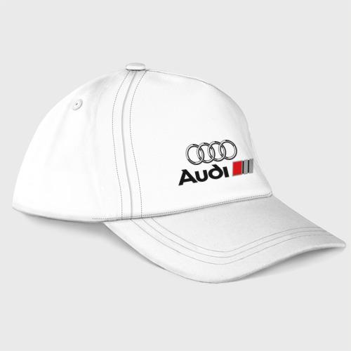 Бейсболка Audi Фото 01